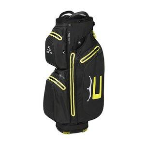 Cobra Cobra Ultradry Pro Cart Bag Navy Black/Yellow