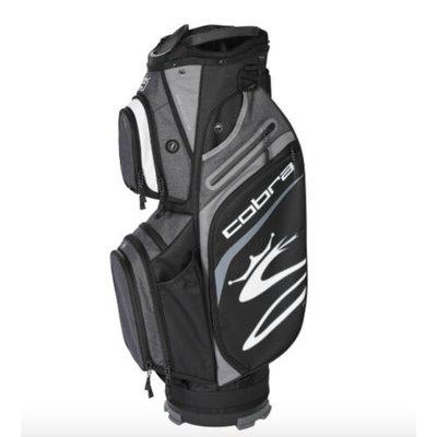 Cobra Cobra UltraLight Cart Bag Zwart