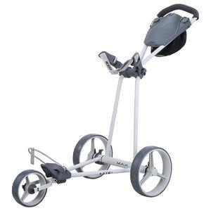 Big Max Big Max Ti Lite 3 Wheel Trolley Grijs