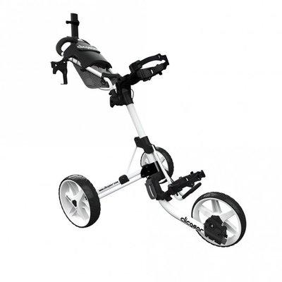 Clicgear 4.0 Golftrolley Wit