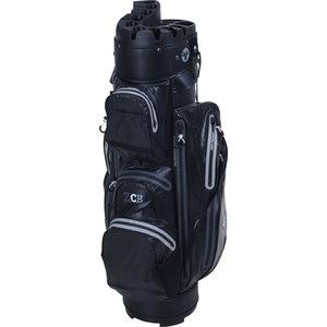 FastFold Fastfold ZCB Waterproof Cart Bag Zwart/Grijs