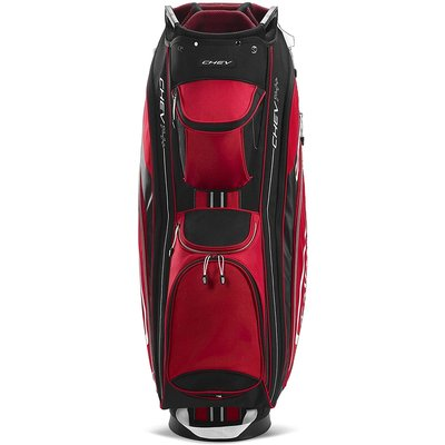 Callaway Callaway Chev Dry 14 Cartbag Rood Wit