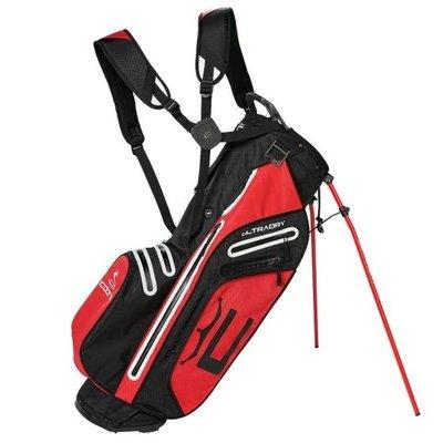 Cobra Cobra Ultradry Pro Stand Bag Black High Risk Red