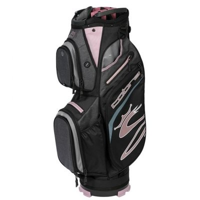 Cobra Cobra UltraLight Cart Bag Roze