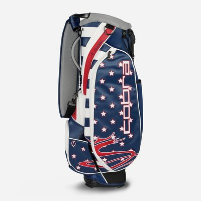 Cobra Cobra Stars and Stripes Limited Stand Bag
