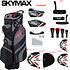 Skymax Skymax S1 Heren Halve Set Rechtshandig Graphite Standaard