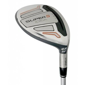 Adams Golf LEFT Idea Super S Black Hybride