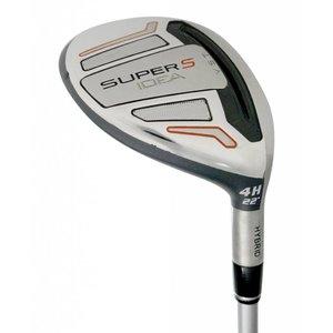 Adams Golf Super S Hybrid Black