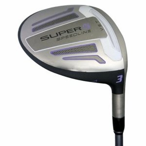 Adams Golf Ladies Super S Black Fairwaywood