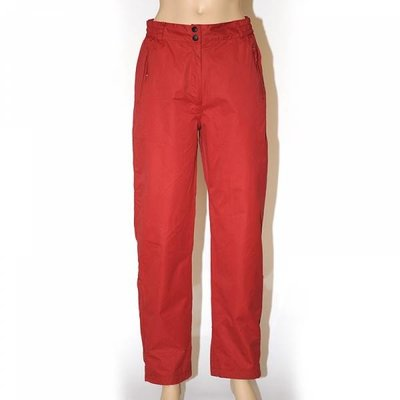 Precise Ladies Rain suit - Red