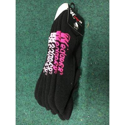 Wedge 68 Ankle Socks 3 Pack