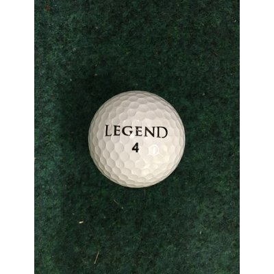 Legend Net with 36 golf balls - white