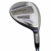 Adams Golf Ladies Idea Super S Black Hybride
