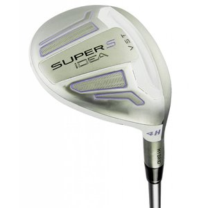 Adams Golf Ladies Idea Super S White Hybride