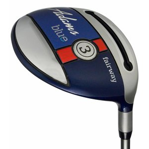 Adams Golf LEFT HANDED Blue Fairwaywood