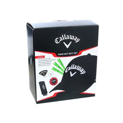 Callaway Golf Tour Hat Giftset