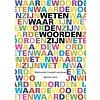Mariet Lems Weten waar de woorden zijn