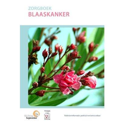 Stichting September Zorgboek Blaaskanker
