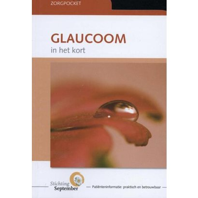 Stichting September Zorgpocket - Glaucoom -  in het kort