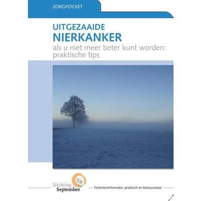 Stichting September Zorgpocket - Uitgezaaide nierkanker -  praktische tips