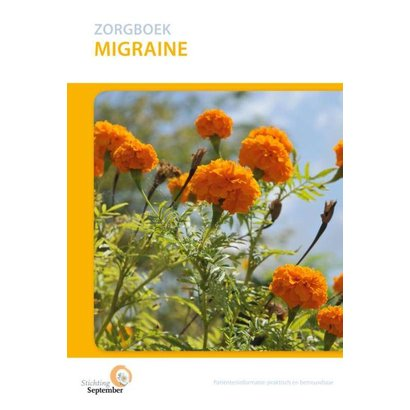 Stichting September Zorgboek - Migraine