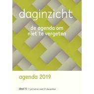 Stichting Doe Maar Zo! Daginzicht agenda 2019 - Deel 2
