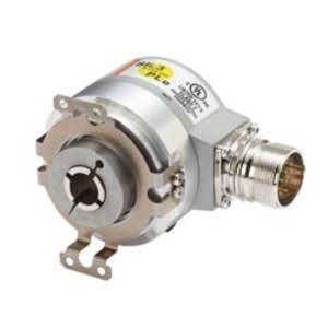 Kübler Sendix 8.5873FS2.B444.G323 encoder, absoluut singleturn, SIL2/PLd optisch