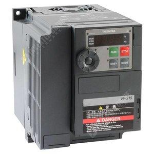 Toshiba VFS15-4004PL-W1 3 fase frequentieregelaar 380 VAC, 0,4 kW