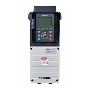 Toshiba VFAS3-4185PC 3 phase frequency inverter 380 VAC, 18.5kW (HD) 22kW (ND)