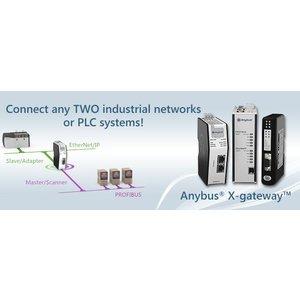 Anybus X-Gateway Profibus Master DP-VO - EtherCAT slave AB7696