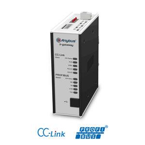 Anybus X-Gateway Profibus Master DP-VO - CC-Link slave AB7810