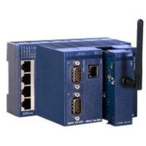 EWON Flexy 201 modular VPN router, 4 x Ethernet, data logging