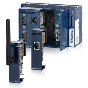 EWON Flexy 202 modular VPN router, 1 x RS232 / 485, data logging