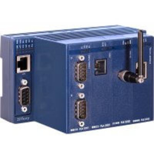 EWON Flexy 203 modular VPN router, 1 x Profibus / MPI, data logging