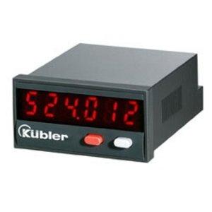 Kübler Codix 6.522.012.300 LED Frequentie display/Tachometer