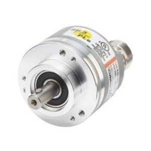 Kübler Sendix 8.5814FS2.1A24.2048 encoder, incrementeel SIL2/PLd, optisch, SinCos