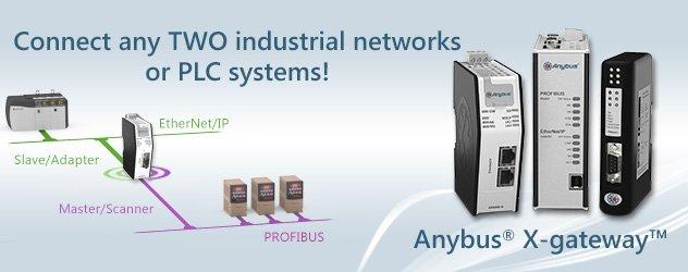Buy Anybus X-Gateway J1939 slave here - Modbus-TCP slave, AB7665