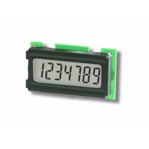 Kübler Codix 6.190.012.G00 LCD print module, teller 9-60 V DC-in, 1 ingang