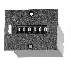 Kübler Pneumatic counter PMk16.11, gray