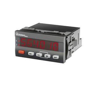 Kübler Codix 6.564.010.300 display for temperature and mV sensors, 10-30V DC power supply