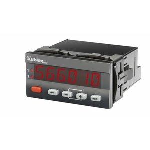 Kübler Codix 6.566.010.000 multifunctionele weeg controller, 100-240 VAC voeding