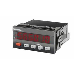 Kübler Codix 6.566.010.309 multifunction weighing controller, 10-30VDC power supply - analog out