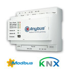 Anybus Modbus naar KNX gateway AB9901-100-A