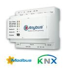 Anybus Modbus to KNX gateway AB9901-100-A
