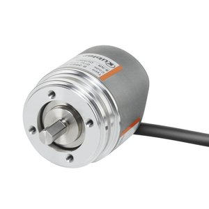 "Kübler Sendix 8.F3653.2421.G312 Absolute singleturn encoder 13bit, Ø3 / 8 ""x 5/8"" (9,525 x 15,875mm) output shaft, SSI gray code,"