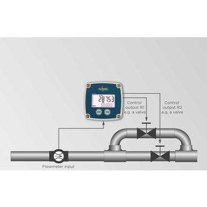 Fluidwell B-In-Control- Batch controller met twee uitgangen
