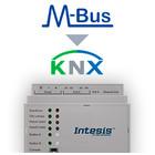 Intesis M-Bus to KNX gateway INKNXMEB1200000  - 120 devices