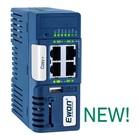 EWON COSY + Ethernet remote access VPN router, EC71330