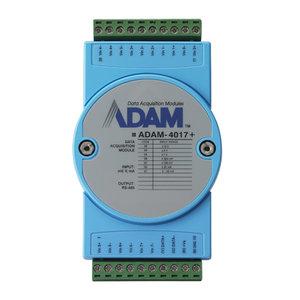 Advantech ADAM-4017+, 8-Channel Analog Input Module with Modbus®