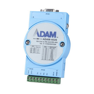 Advantech ADAM-4520-EE, RS-232 to RS-422/485 Converter with Isolation